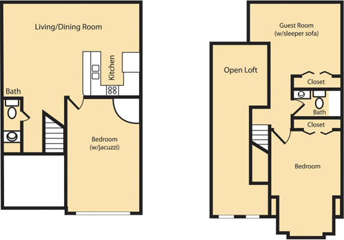 2 Bedroom (Approx 1575 sq ft)